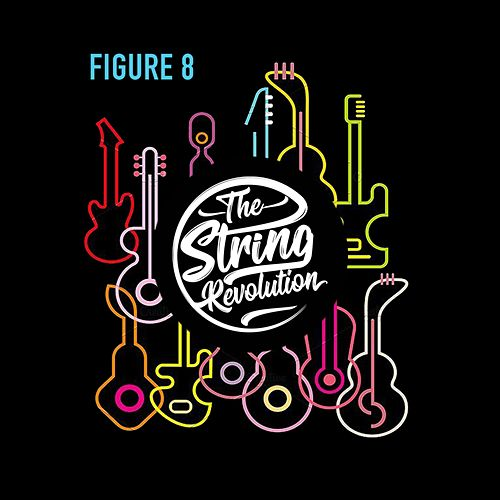 Figure 8 by The String Revolution