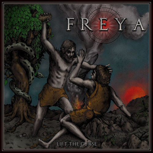 Lift the Curse by Freya