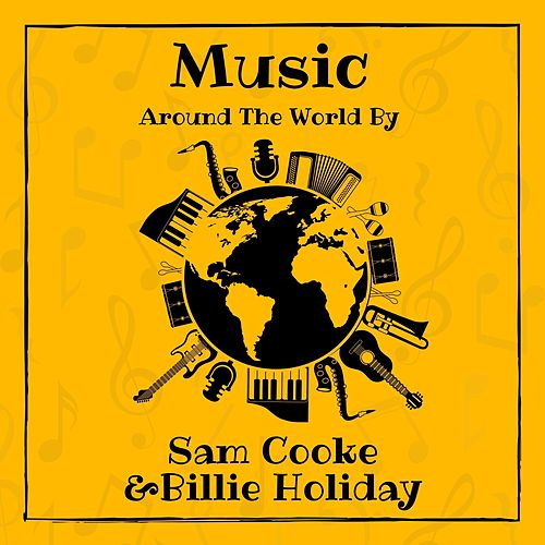 Members Clubsam Cooke & Billie Holiday von Sam Cooke
