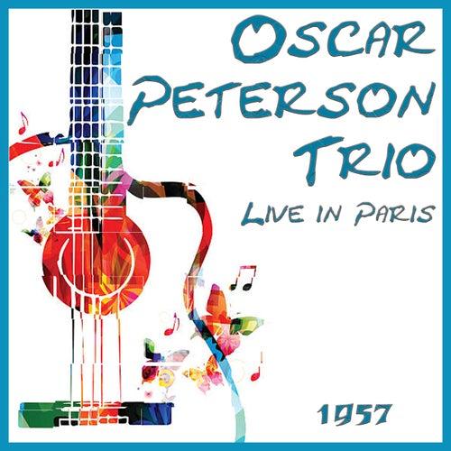 Live in Paris 1957 (Live) de Oscar Peterson
