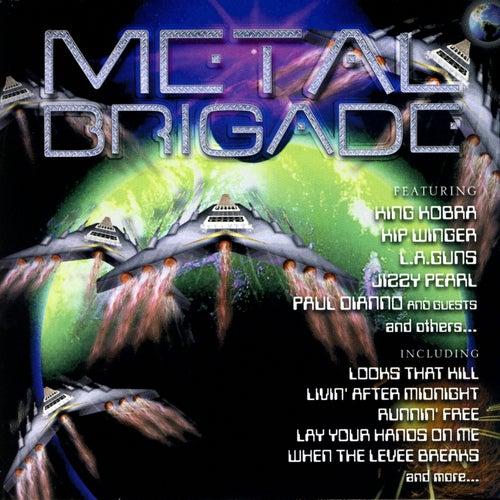 Metal Brigade de Various Artists