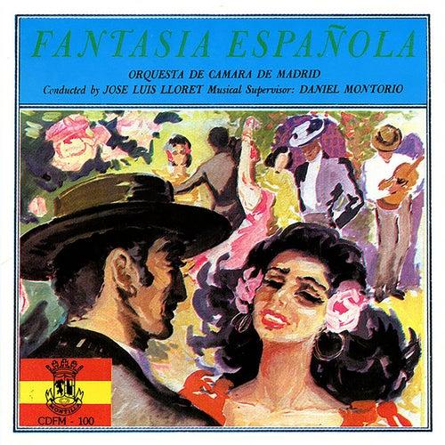 Fantasia Española von Orquesta De Camara De Madrid