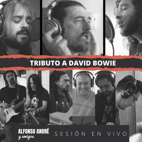 Alfonso André Y Amigos. Tributo a David Bowie. Sesión En Vivo @ El Submarino Del Aire von Alfonso André