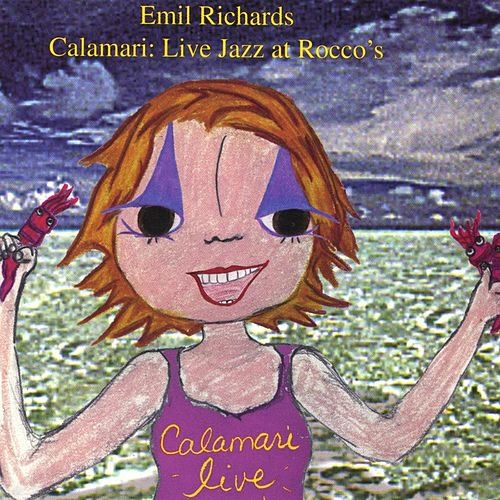 Calamari: Live at Rocco's de Emil Richards