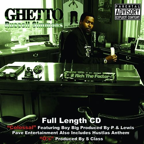 Ghetto Russell Simmons von Rich The Factor
