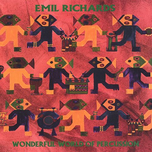 Wonderful World Of Percussion de Emil Richards