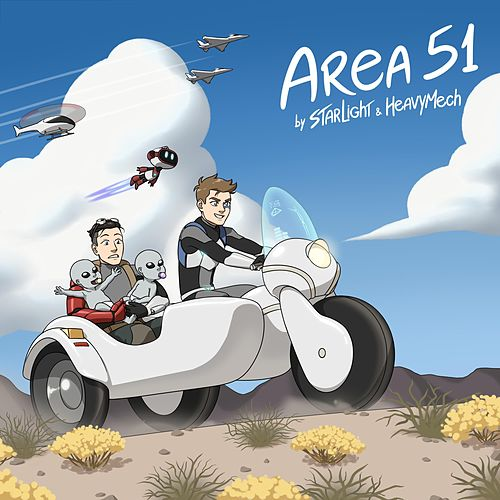 Area 51 by StarLight and HeavyMech