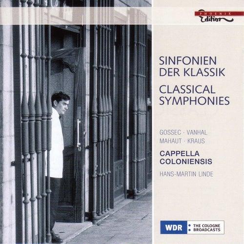 Orchestral Music - Gossec, F.-J. / Vanhal, J.B. / Mahaut, A. / Kraus, J.M. (Classical Symphonies) de Hans-Martin Linde