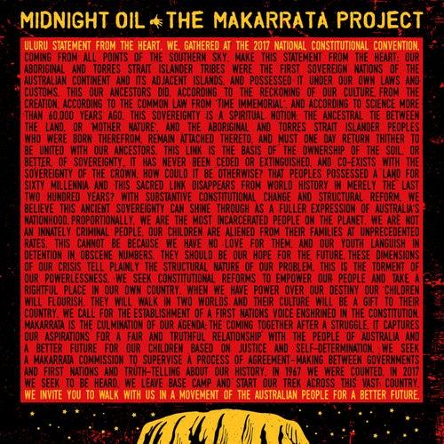 First Nation von Midnight Oil