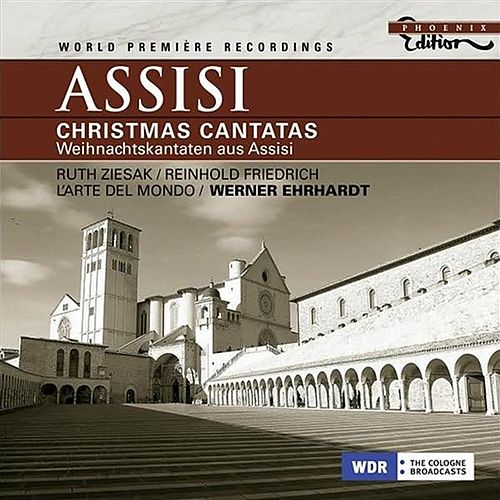 Assisi Christmas Cantatas by Various Artists
