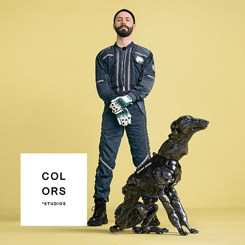 Pale Yellow - A COLORS SHOW by Woodkid