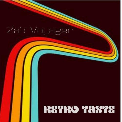 Retro Taste by Zak Voyager