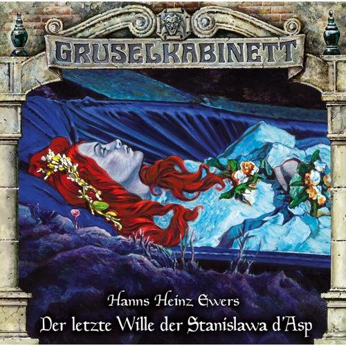 Folge 163: Der letzte Wille der Stanislawa d'Asp by Gruselkabinett