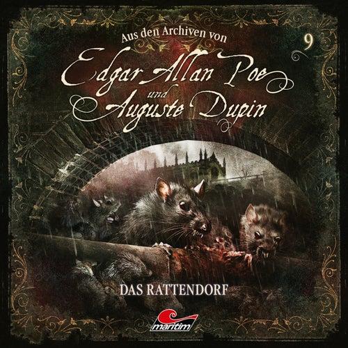Aus den Archiven, Folge 9: Das Rattendorf von Edgar Allan Poe