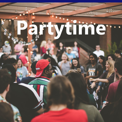 Partytime by Various Artists
