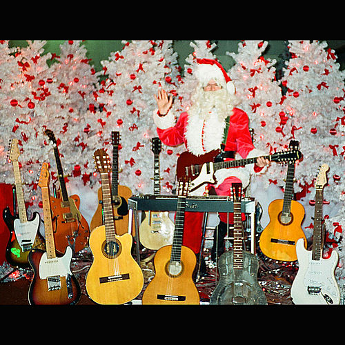 The Twelve Guitars of Christmas by Glen Foster