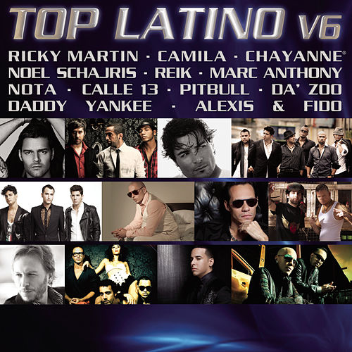 Top Latino V.6 de Various Artists