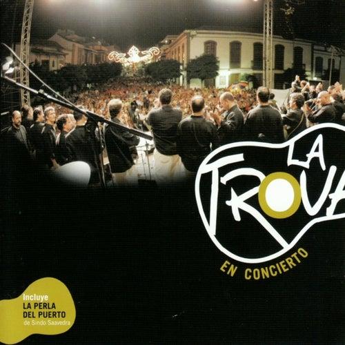 La Trova en concierto de Trova