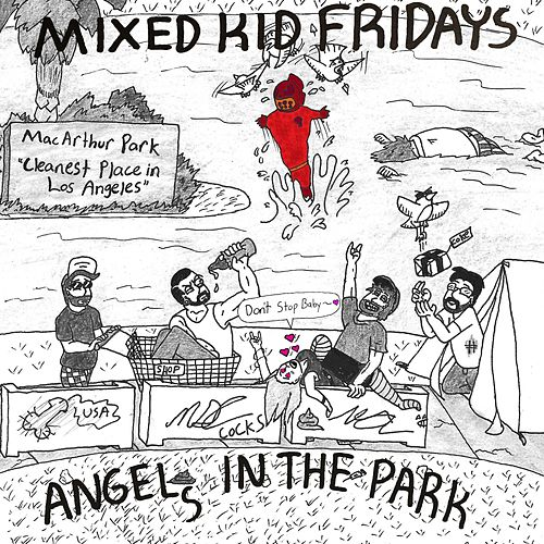 Angels in the Park by Mixed Kid Fridays