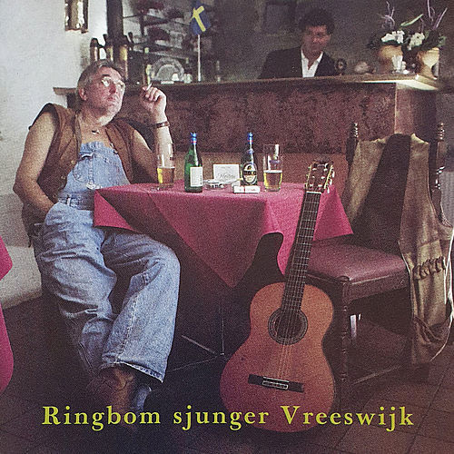 Ringbom sjunger Vreeswijk by Göran Ringbom