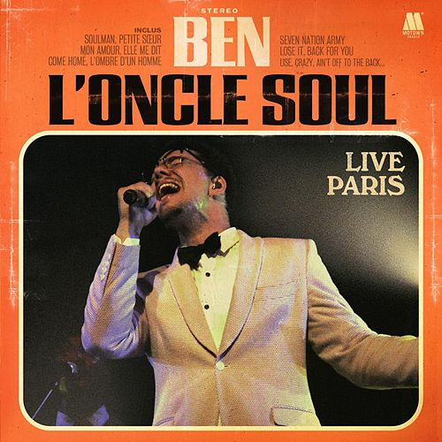 Live Paris by Ben l'Oncle Soul