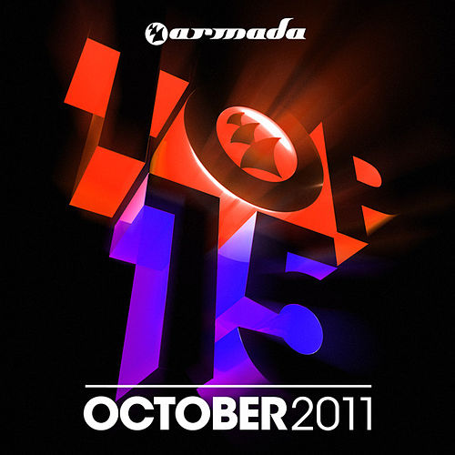 Armada Top 15 - October 2011 von Various Artists