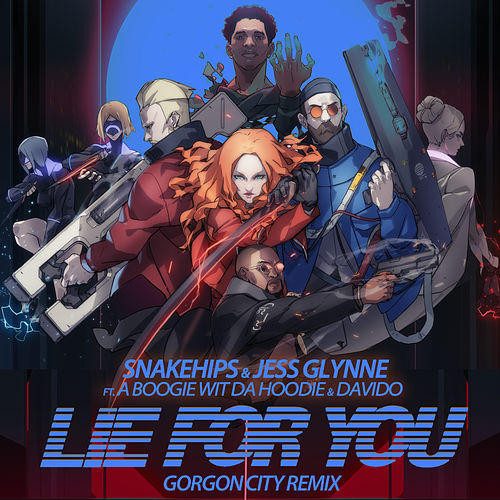 Lie for You (Gorgon City Remix) von Snakehips & MO