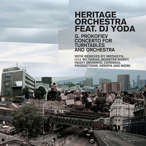 Gabriel Prokofiev: Concerto for Turntables and Orchestra No. 1 by Heritage Orchestra
