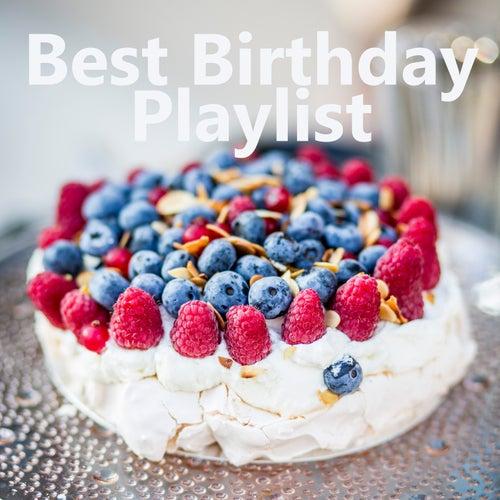 Best Birthday Playlist de Various Artists