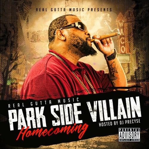 Park Side Villian Vol 2.Homecoming by Real Gutta Music