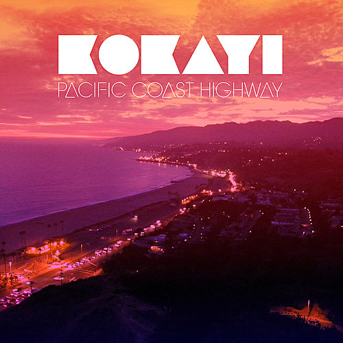 Pacific Coast Highway von Kokayi