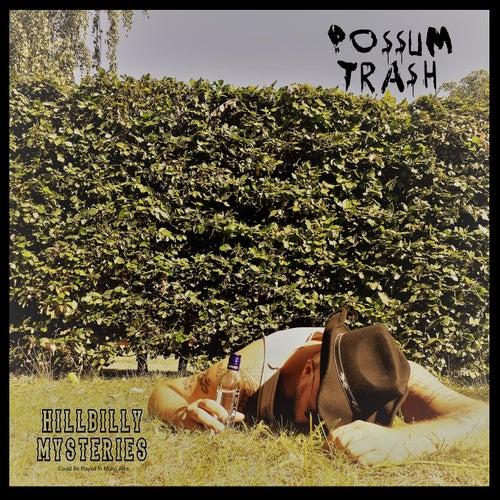 Hillbilly Mysteries by Possum trash