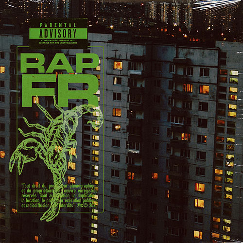 Rap français von Various Artists
