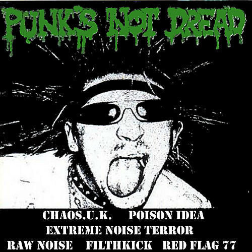 Punk's Not Dread von Various Artists