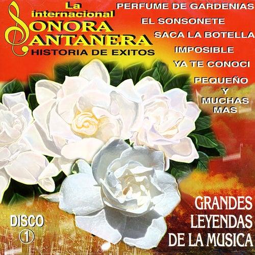 Grandes Leyendas De La Musica de La Sonora Santanera