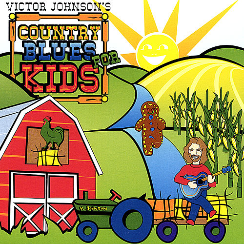 Country Blues For Kids de Victor Johnson