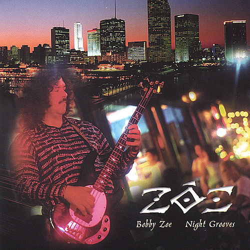 Night Grooves by Zoe