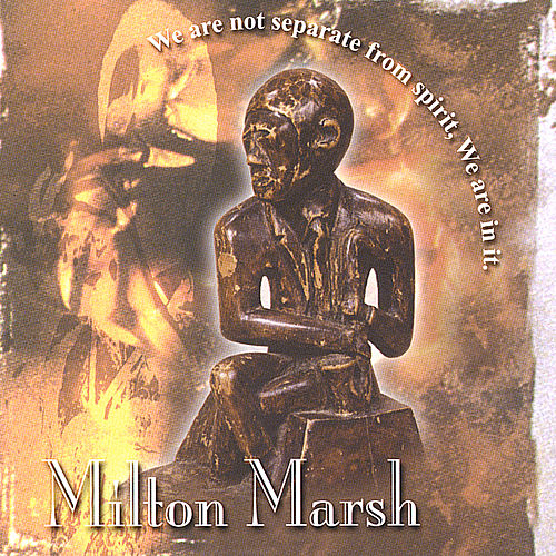 We Are Not Separate From Spirit, We Are In It. by Milton Marsh