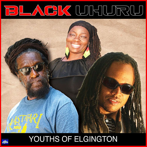 Youths Of Elgington de Black Uhuru