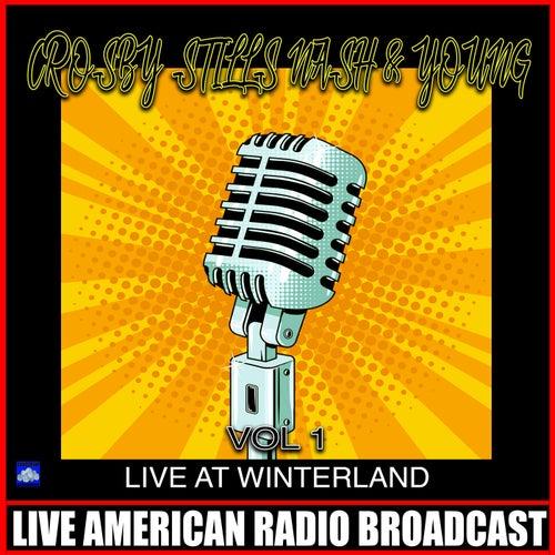 Live At Winterland (Live) de Crosby, Stills, Nash and Young