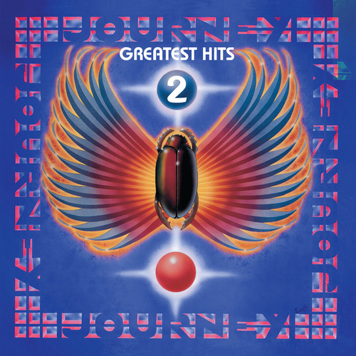 Greatest Hits 2 by Journey