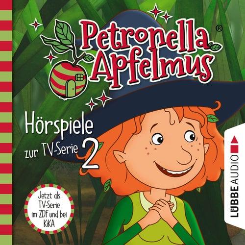 Teil 2: Das Überraschungs-Picknick, Der Spielverderber, Selfie mit Heckenschrat (Hörspiele zur TV-Serie) von Petronella Apfelmus