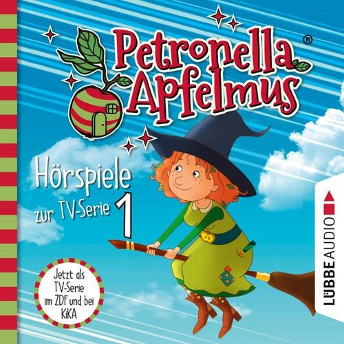 Teil 1: Der Oberhexenbesen, Papa ist geschrumpft, Verwichtelte Freundschaft (Hörspiele zur TV-Serie) von Petronella Apfelmus
