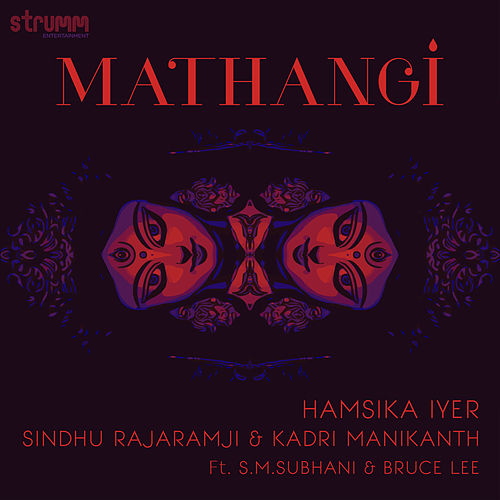 Mathangi by Hamsika Iyer
