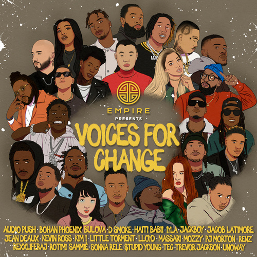 EMPIRE Presents: Voices For Change, Vol. 1 by Various Artists