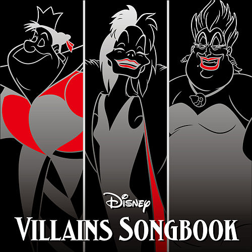 Disney Villains Songbook von Various Artists