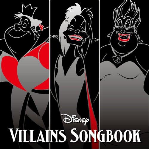 Disney Villains Songbook de Various Artists