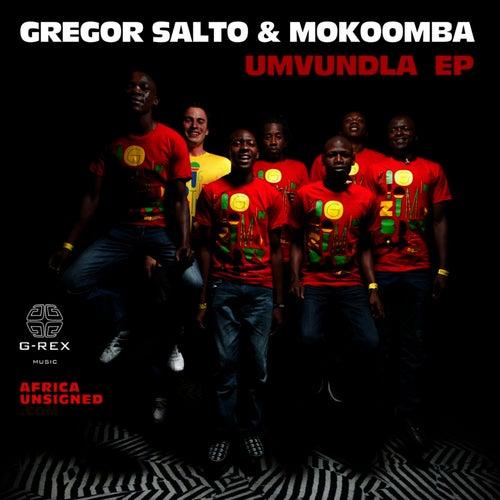 Umvundla EP von Gregor Salto