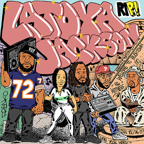 Latoya Jackson (Back to the Old School Remix) by Small Professor Sean Price
