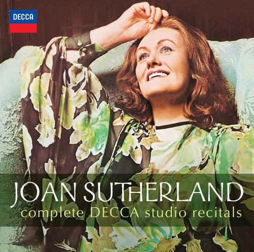 Joan Sutherland - Complete Decca Studio Recitals de Dame Joan Sutherland